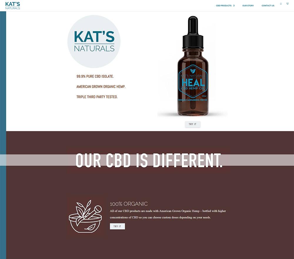 Kat's Naturals Affiliate Program