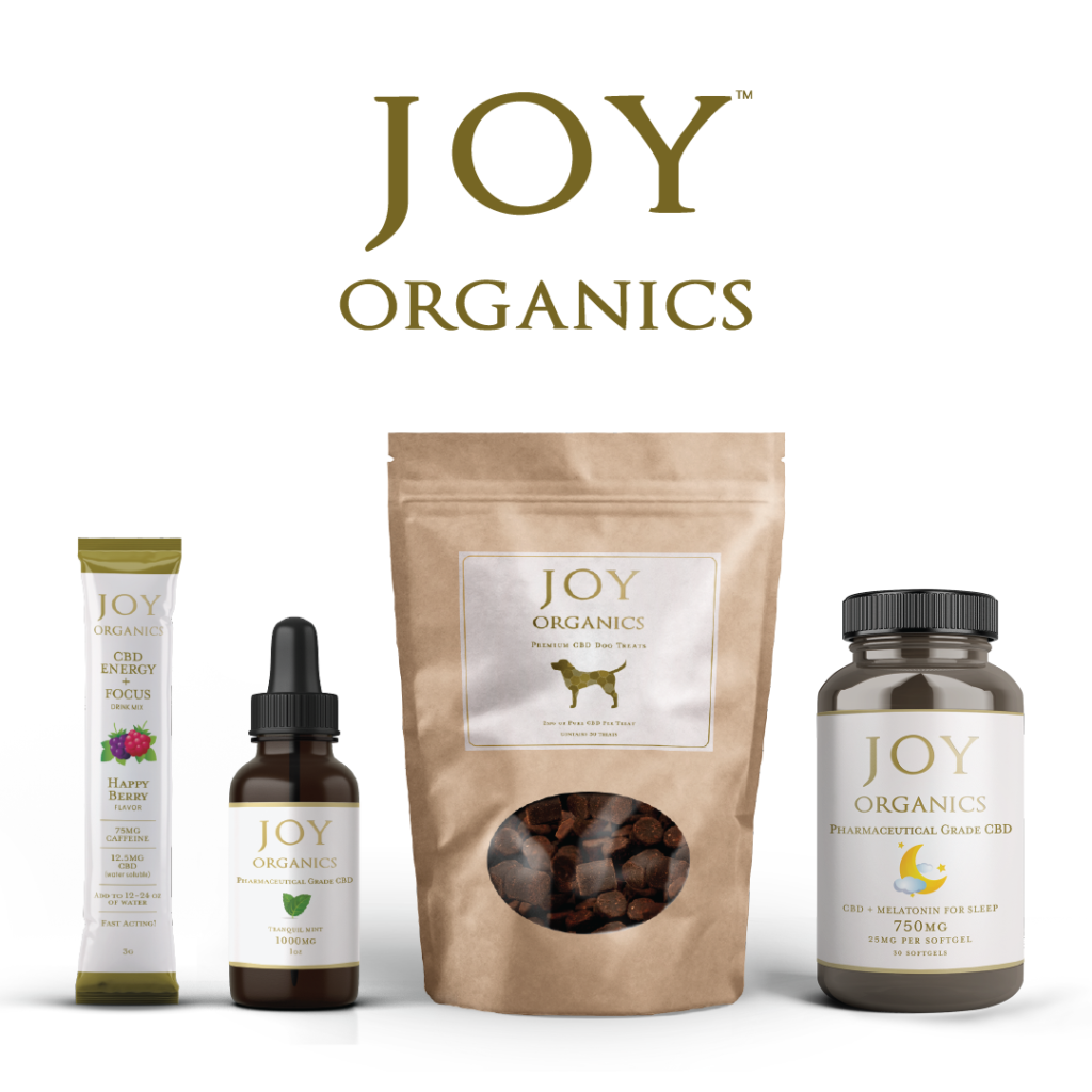 Joy Organics Affiliate Offer