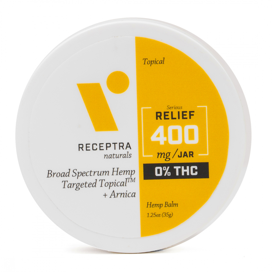 Receptra Naturals Affiliate Program