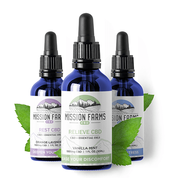 Mission Farms CBD Affiliate Offer