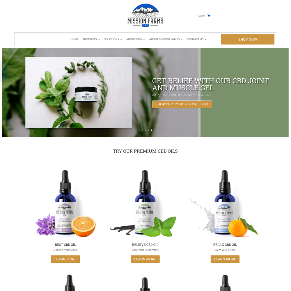 Mission Farms CBD Affiliate Program