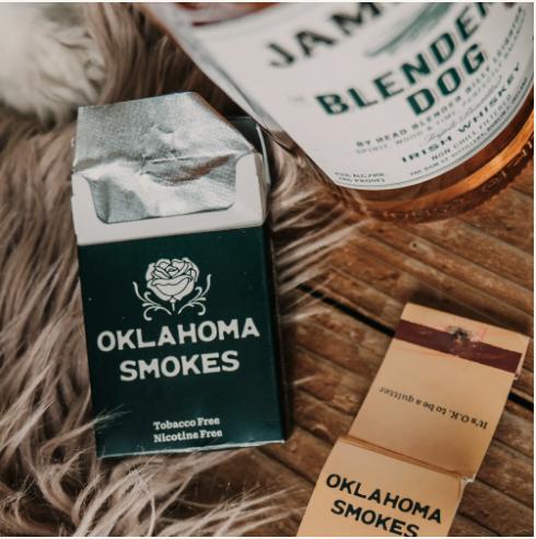 Oklahoma Smokes Affiliate Program